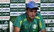Em meio a críticas, Palmeiras desiste de treino na arena para poupar gramado; Cuca explica