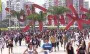 Último dia da abertura dos portões do Rock in Rio