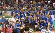 TV Cruzeiro - O time de vôlei do Cruzeiro foi campeão mineiro de 2017