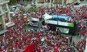 Manifestações a favor do ex-presidente Lula já acontecem nesta terça (23)