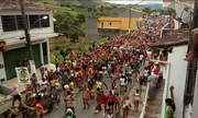 """Colaboradores mandam imagens do carnaval pelo aplicativo """"Na Rua"""""""