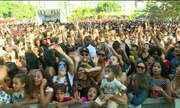 Nego do Borel e Ludmilla encerram festa da Copa no Rio
