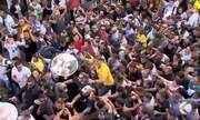 Novas imagens mostram momentos antes de atentado contra Bolsonaro em MG; veja vídeo