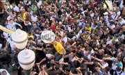 Novas imagens mostram agressor tentando atingir Bolsonaro momentos antes do atentado