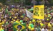 Eleitores fazem atos de apoio a Jair Bolsonaro (PSL) pelo país