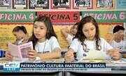Literatura de cordel vira disciplina para alunos de uma escola em Fortaleza