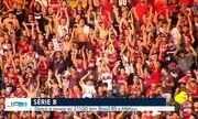Atlético-GO se prepara para enfrentar Brasil de Pelotas