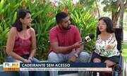 Cidadãos de Macaé, RJ, pedem mais respeito aos cadeirantes