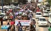 Procissão de carros de boi dá inicio à festa da padroeira de Santana do Ipanema, no Sertão