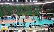América tem primeira derrota dentro de casa pelo Mineiro de Vôlei