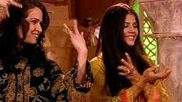 Ranya dança para Said, mas Khadija implica