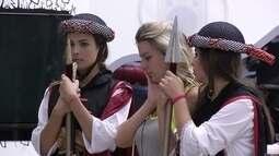 Trio maravilha! Fernanda se une a Kamilla e Andressa para Castigo do Monstro