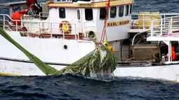 Globo Mar visita a Noruega para pescar bacalhau