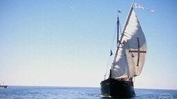 Globo Mar volta ao passado e faz expedição no outro lado do Atlântico (1º bloco)