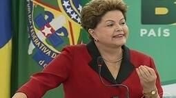 Dilma Rousseff rebate críticas ao leilão e minimiza os riscos do pré-sal
