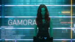 Conheça a personagem Gamora, do filme 'Guardiões da Galáxia'