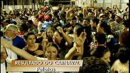 Prestação de contas no Carnaval de Pelotas