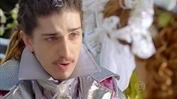 Ferdinando se declara para Gina