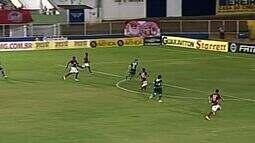 Arthur Maia perde boa chance para o América-RN aos 40 minutos