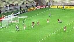Veja os gols de Ceará 2 x 1 Portuguesa