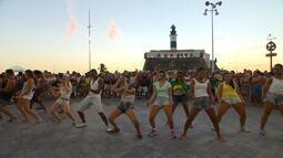 Dançarino relembra coreografias de grandes sucessos do Axé Music