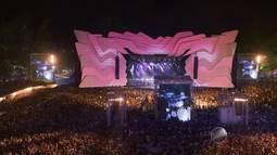 Festival de Verão termina ao raiar do sol em noite repleta de homenagens
