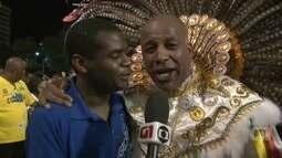 'Depois do carnaval é que o ano começa', diz ator Aílton Graça
