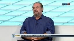 """Comentarista desaprova convocação de Robinho: """"Só para animar o pagode"""""""