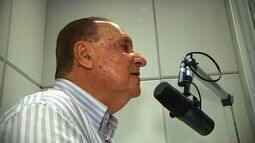 Conheça a história do comunicador, escritor e espiritualista sergipano Jácome Góes