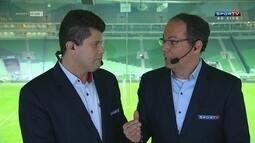 """Vilaron critica atuação do Palmeiras contra ASA-AL e cita crise: """"Pressão só aumentou"""""""