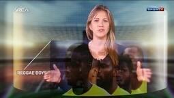 Zebra da competição, Jamaica faz sua primeira participação na Copa América