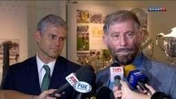 Ex-presidente da Portuguesa se desculpa por acusações feitas ao Fluminense