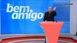 Galvão exalta acessos de Vila Nova, Brasil de Pelotas e Londrina para a Série B