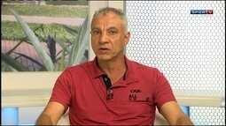 Técnico do Vila Nova fala da paixão da torcida e da final da Série C do Brasileiro