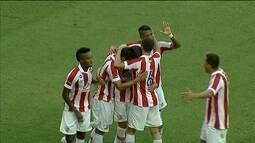 Os gols de Náutico 2 x 0 Paraná pela 34ª rodada da Série B do Brasileirão