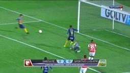 Santa Fé empata com Sportivo Luqueño e garante vaga para a final da Copa Sul-Americana