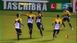 Veja os gols de Criciúma 2 x 1 CRB