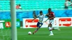 Melhores momentos: Bahia 1 x 0 Atlético-GO pela 38ª rodada do Brasileirão 2015