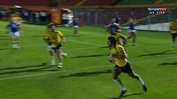 Os pontos de Brasil 44 x 0 Colômbia pelo sul-americano de rúgbi