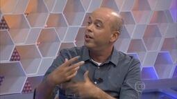"""Apresentador explica como surgiu ideia do """"Cafezinho com Escobar"""""""