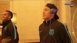 Barcelona divulga vídeo com os bastidores da conquista do título mundial no Japão