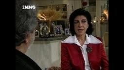Marília Pêra falou sobre a carreira em entrevista a Geneton Moraes Neto em 2008