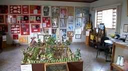 Museu relembra a trajetória e a vida da dupla Tonico e Tinoco