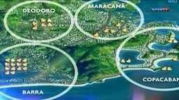 Confira o andamento das obras da Rio 2016