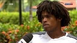 De volta ao Vasco, William Barbio está confiante que terá sucesso em São Januário