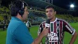 """Edson avalia início de temporada do Fluminense: """"Precisamos melhorar bastante"""""""