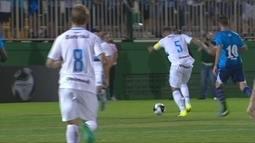 Os gols de Avaí 2 x 2 Grêmio pela 1ª rodada do Grupo B da Primeira Liga