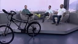 Convidados debatem a questão da segurança para os ciclistas cariocas