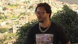 Reprise: Moradores do Aglomerado da Serra viram personagens de documentário