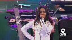 Anitta canta 'Show das Poderosas' no Planeta Atlântida 2016
